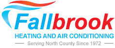 Fallbrook Heating and Air Conditioning Logo